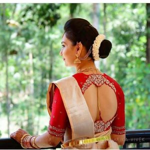 28+ Unique Saree Blouse Designs for Different Sarees of India