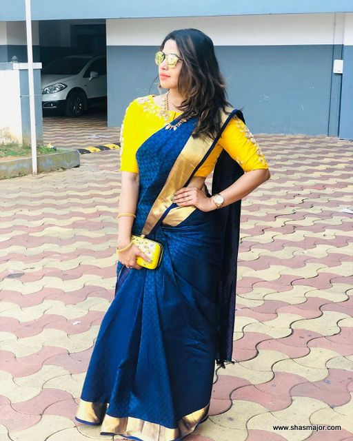 [ 21+Latest ] South Indian Sarees in 2019