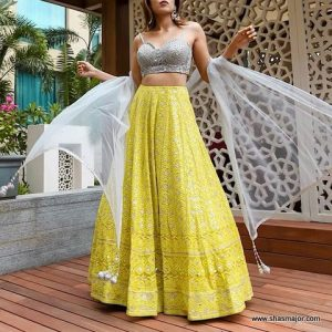 [ 27+ Top ] Lehenga Blouse Design Collections in 2019